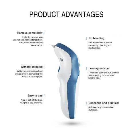 Plasma Pen Plex-r leke silim sistemi