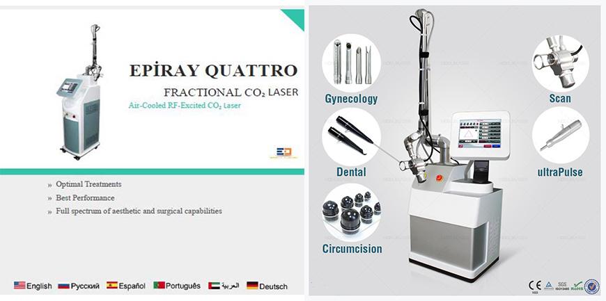Fraksiyonel Lazer Sistemleri